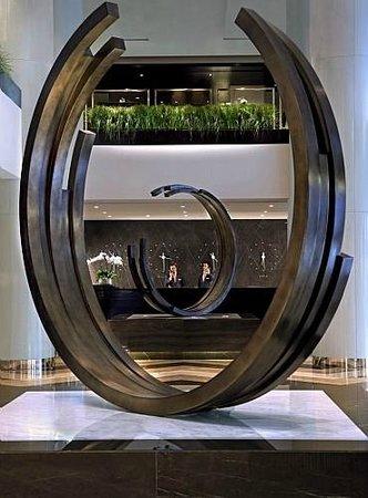 Pullman Dubai Creek City Centre: Lobby