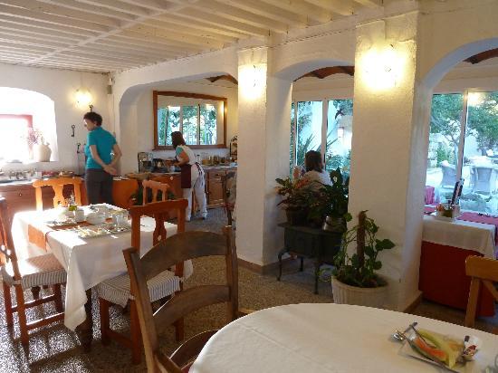 Cortijo de Las Piletas: Dining Room