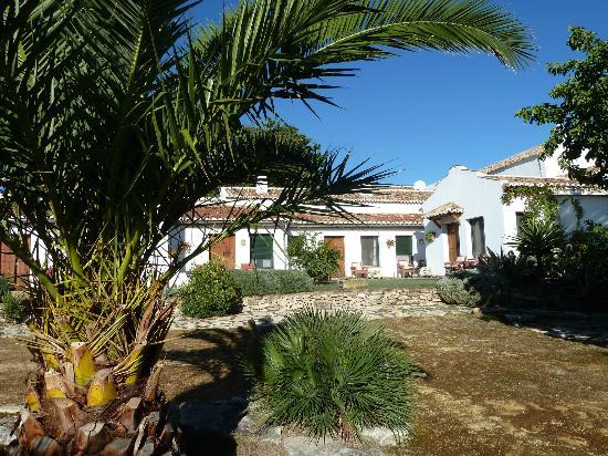 Cortijo de Las Piletas: hotel grounds
