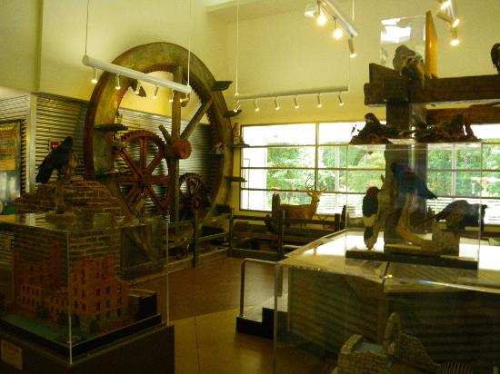 Sweetwater Creek State Park: Museum