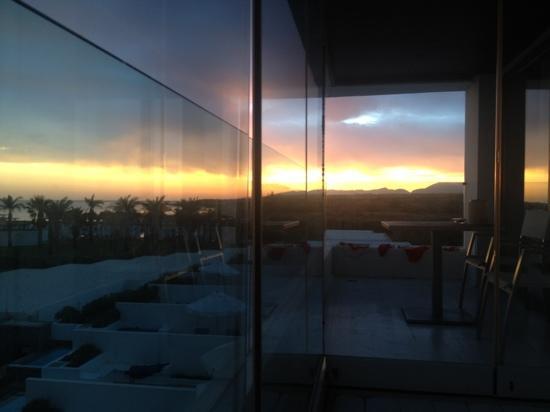 Amirandes, Grecotel Exclusive Resort : der Blick