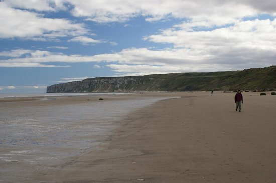 Filey, UK: Speeten and Bempton Cliffs