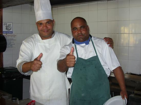 Melia Cayo Guillermo: the best cooks ever