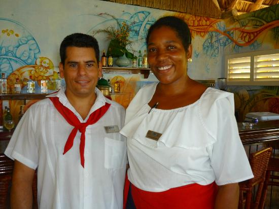 Melia Cayo Guillermo: Luis, hope you get well real soon with Yasnery