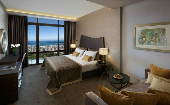 Dan Carmel Haifa: Deluxe Carmel and Sea View Room