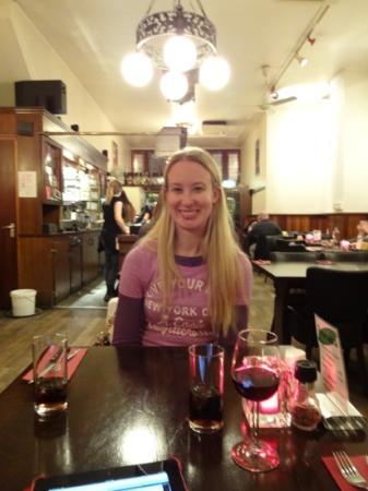 Restaurant Toscana: dinner