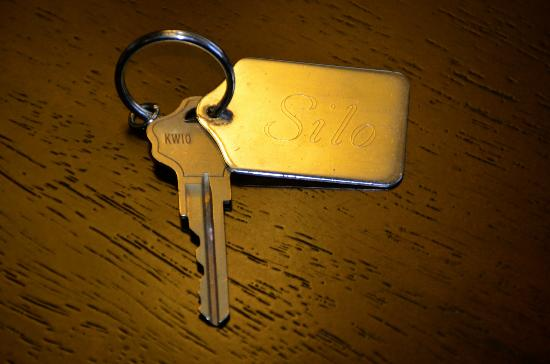 Inn at Gristmill Square: Keys.