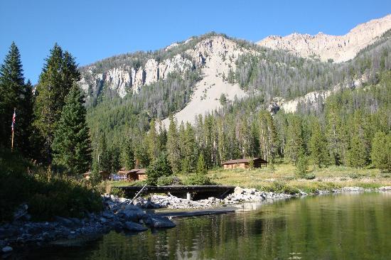 Flat Creek Ranch: Hiking
