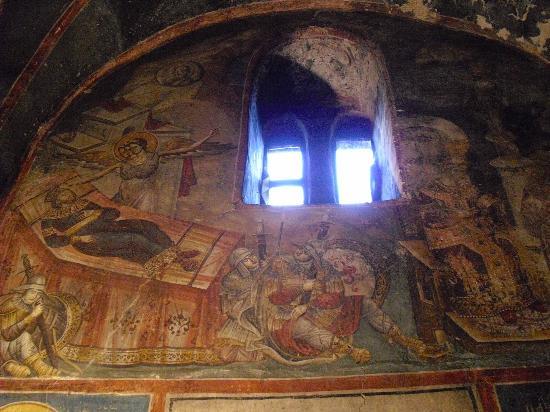 Sveti Kliment Ohridski: esonartece