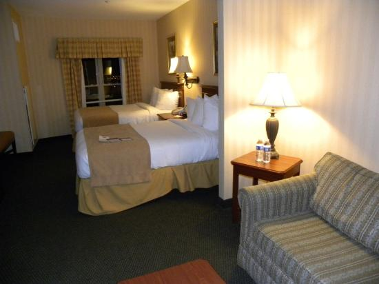 Best Western Plus Boston Hotel Camera