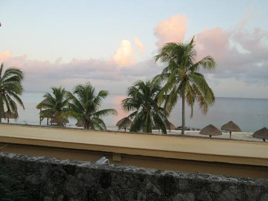 Presidente Inter-Continental Cozumel Resort & Spa: View from my room