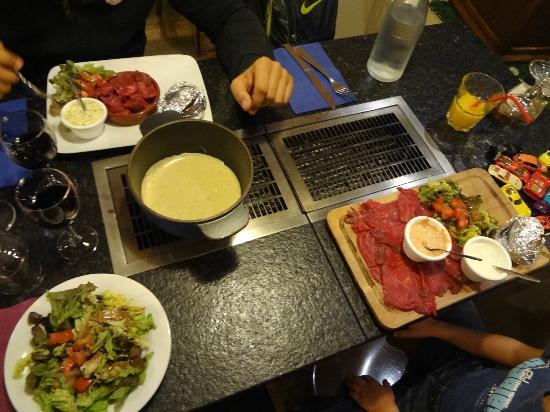 Restaurant Savoyard Rue Parmentier
