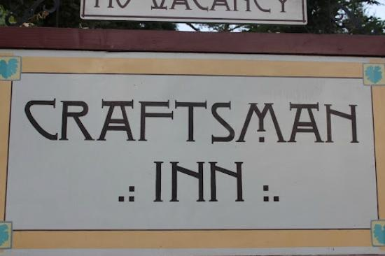 The Craftsman Inn - Easy to find