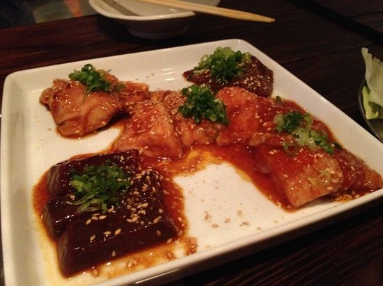 Photo of Asian Restaurant Takashi at 456 Hudson St, New York, NY 10014, United States
