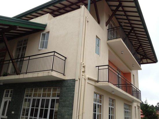 Nasa Hill Hotel - Nuwara Eliya