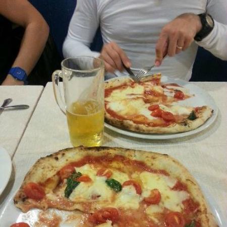 Pizzeria Ciopa Blu: la bufalina !!