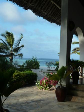 Next Paradise Boutique Resort: View from the verandah of our room