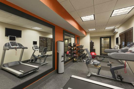 Hampton Inn Merrillville: Fitness Center