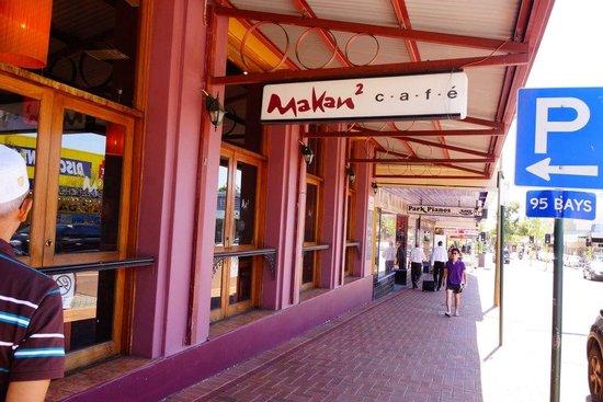 Makan2 Cafe @ Victoria Park