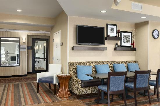 Hampton Inn Merrillville: Lobby