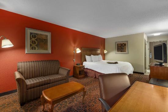 Hampton Inn Merrillville : Suite