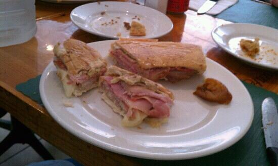 Laura's Cuban: the Cuban