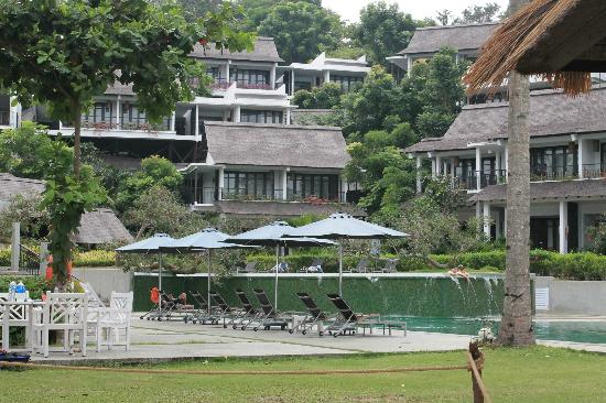 Turi Beach Resort: Resort's swimming pool