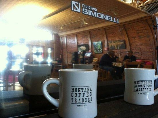 Montana Coffee Traders: delicious espresso