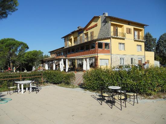 Hotel La Cima Trasimena: esterno