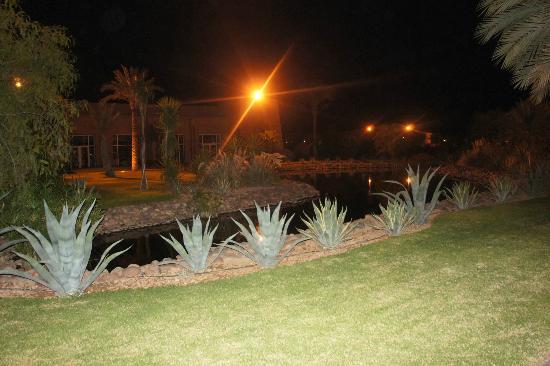 فندق نادي ريو تيكيدا بالميريا: Lovely grounds 