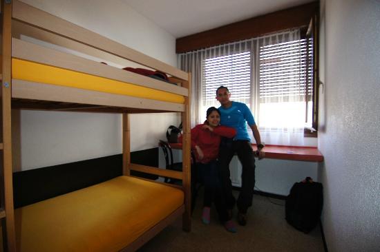 City Hostel Geneva: 2-person private room