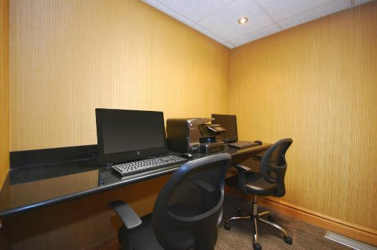 BEST WESTERN PLUS Newark/Christiana Inn: Business Center