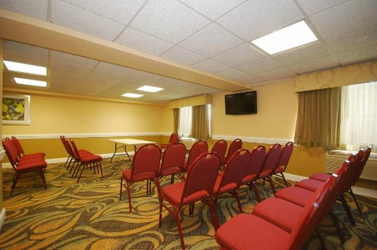 BEST WESTERN PLUS Newark/Christiana Inn: Meeting Room