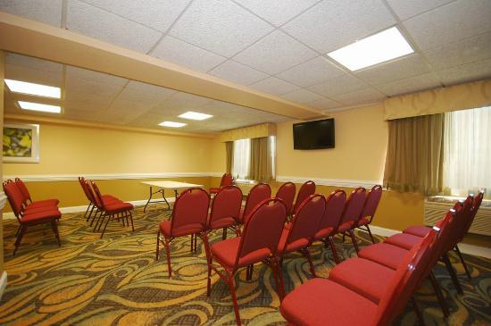 بست ويسترن بلس نيوآرك/كريستيانا إن: Meeting Room