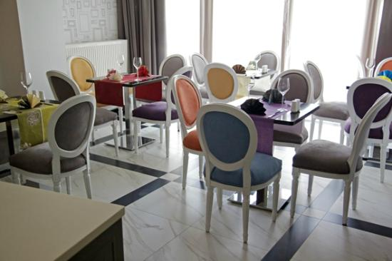 City Solei Boutique Hotel: Breakfast room