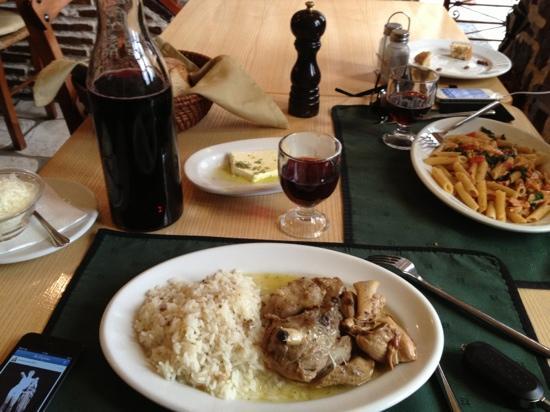 Labyrinthos: la mejor comida griega