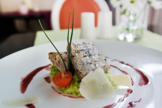 City Solei Boutique Hotel: lunch / dinner