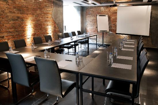City Solei Boutique Hotel: Conference room