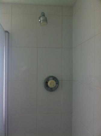 Craig Manor Hotel: shower