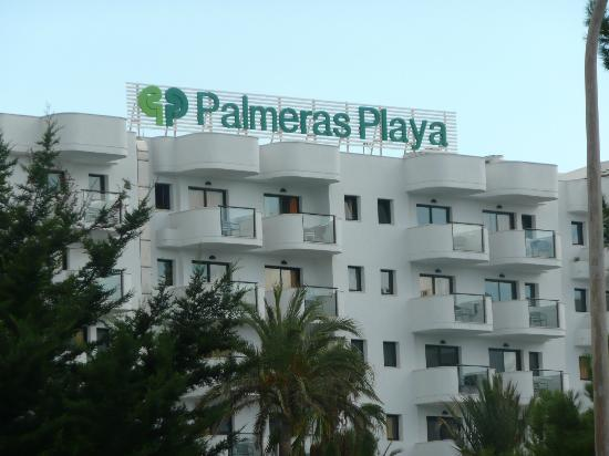 Protur Palmeras Playa : Hotel