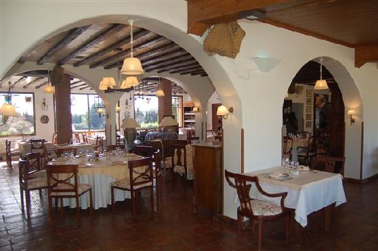 FINCA EQUILIBRIUM: Restaurante