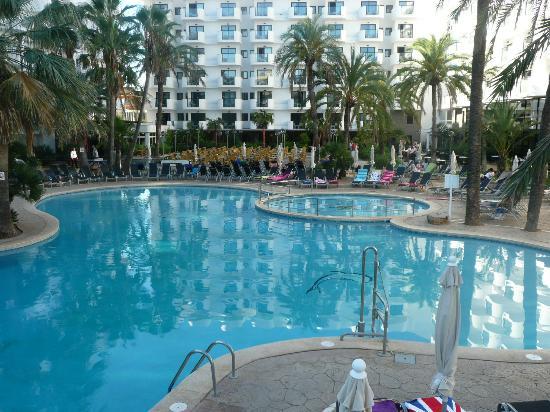 Protur Palmeras Playa: Pool Area