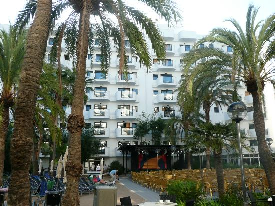 Protur Palmeras Playa: Hotel