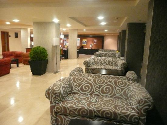 Protur Palmeras Playa: Reception Area
