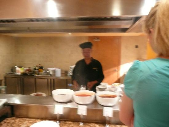 Protur Palmeras Playa: Great Chef named Rong