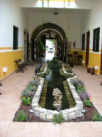 Hotel San Miguel Arcangel: Rez de chaussée