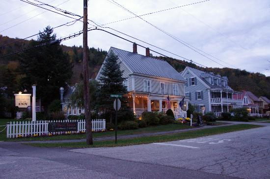 Huntington House Inn