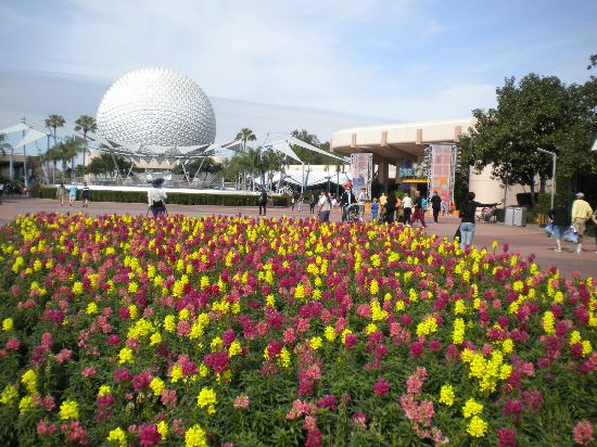 Epcot World Showcase : Flower Festival 2012 Epcot