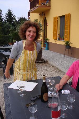 Agriturismo La Mussia: Laura
