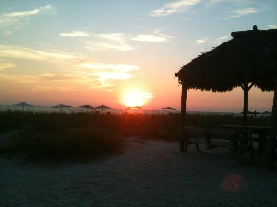 Casa del Mar Beach Resort: More Perfect Sunsets